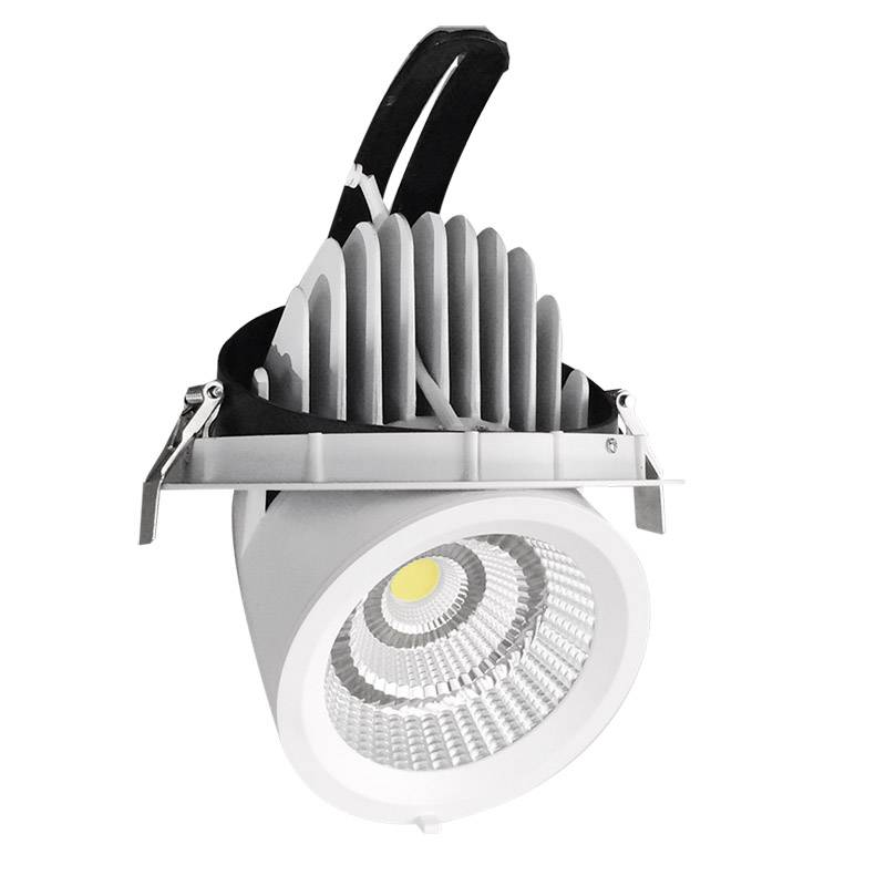 Downlight Led PRICKLUX TUBE 25W, Blanco frío